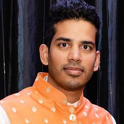 RUSHABH SHAH – Business Development Director, F&S Scientific