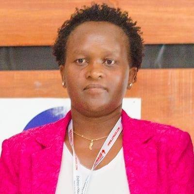 CAROLINE KEROR – Country SHEQ Manager, CCBA Kenya