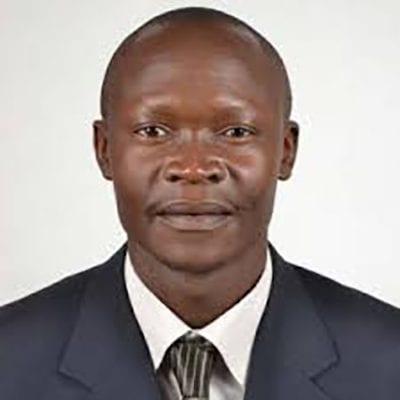 DR. GEORGE OOKO ABONG' – Senior Lecturer, University of Nairobi