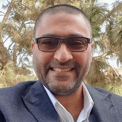 KHALED SHEDEED – Technical Director, Land O'Lakes International Development, Egypt