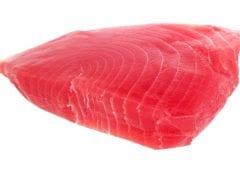 Thawed Yellowfin tuna suspected for foodborne illness in Italy