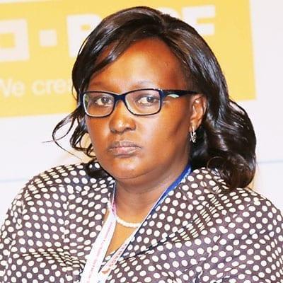 MARGARET KIBOGY – Managing Director, Kenya Dairy Board