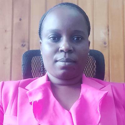 MaryAnn Kindiki – Manager, National Codex Contact Point, KEBS